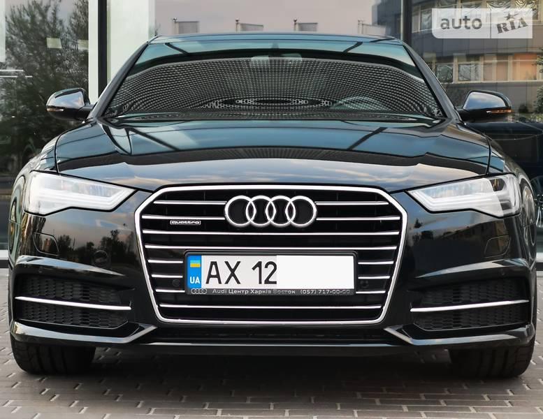 Audi A6 2016 в Харкові