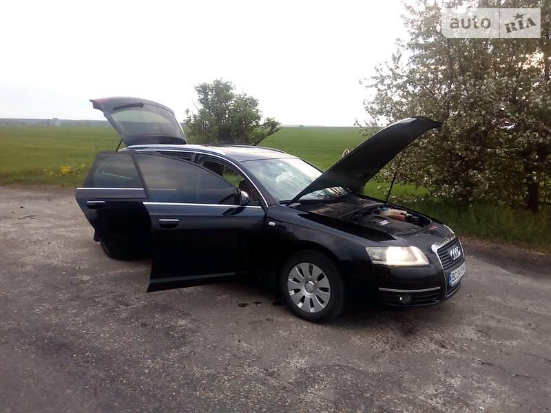 Audi A6 2007 року в Львові