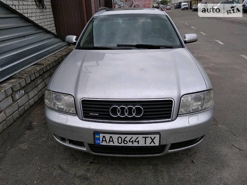 Audi A6 2001 року в Києві
