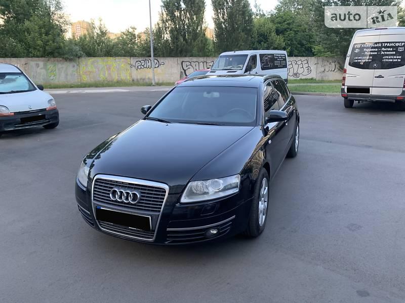 Audi A6 2008 року в Києві