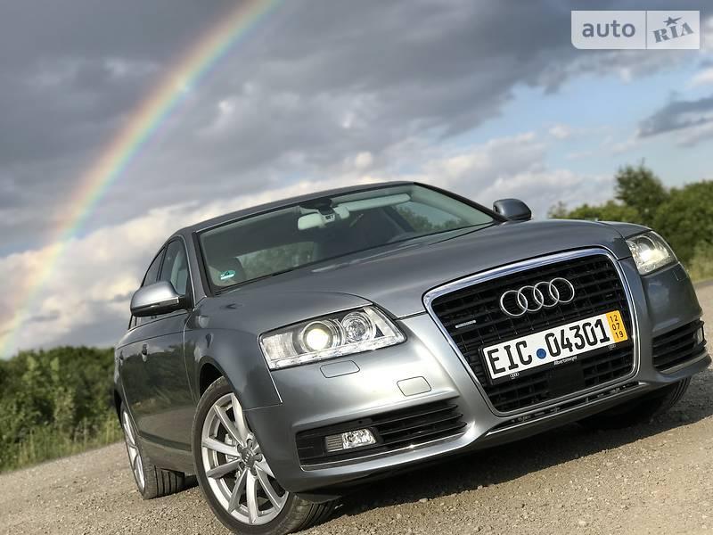 Audi A6 MAXIMAL 3.0 QUATTRO 2009