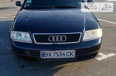 Audi A6 1998 в Каменец-Подольском