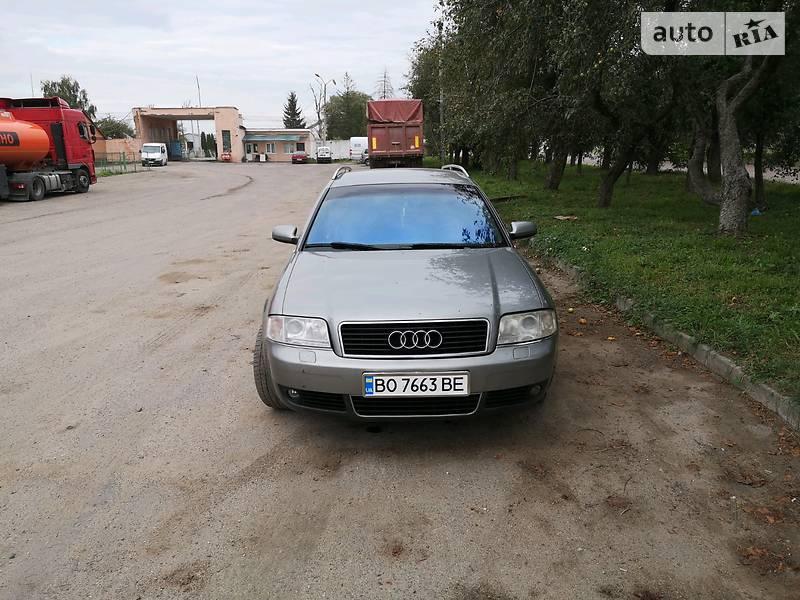 Audi A6 2003 в Дубно