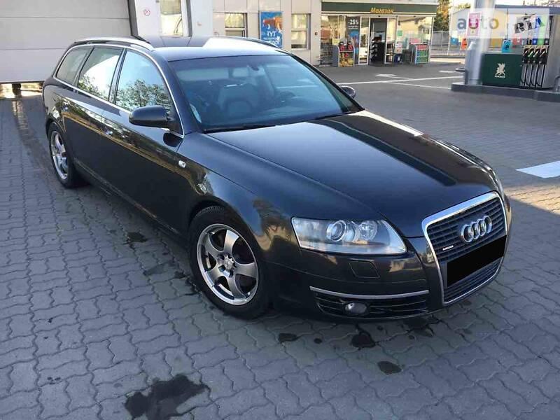 Audi A6 2007 в Тернополе