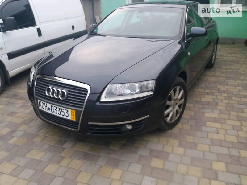 Audi A6 2006 в Староконстантинове