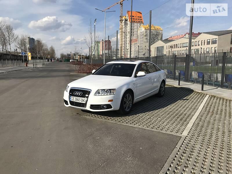 Audi A6 2011 в Черновцах
