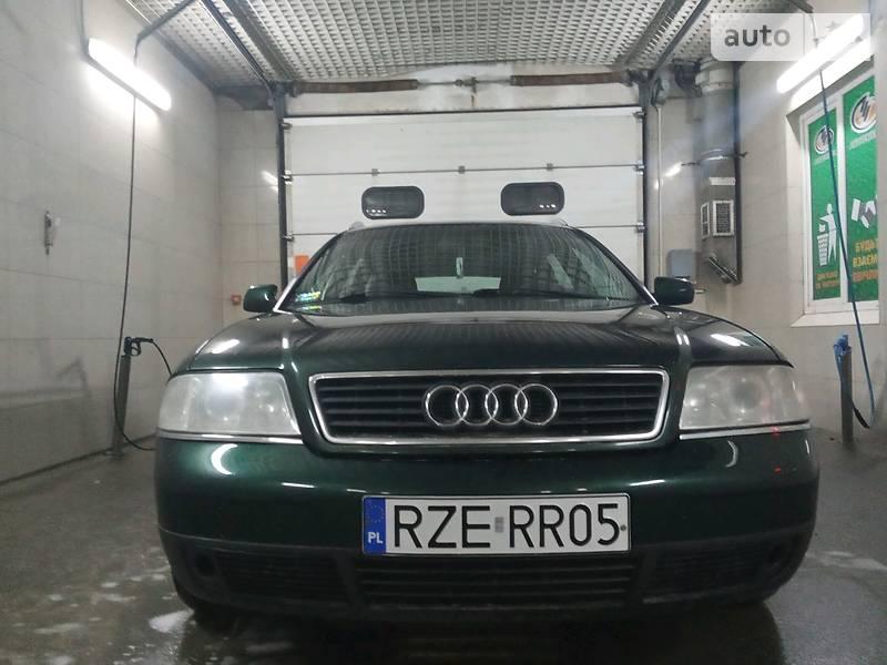 Audi A6 2001 в Чорткове