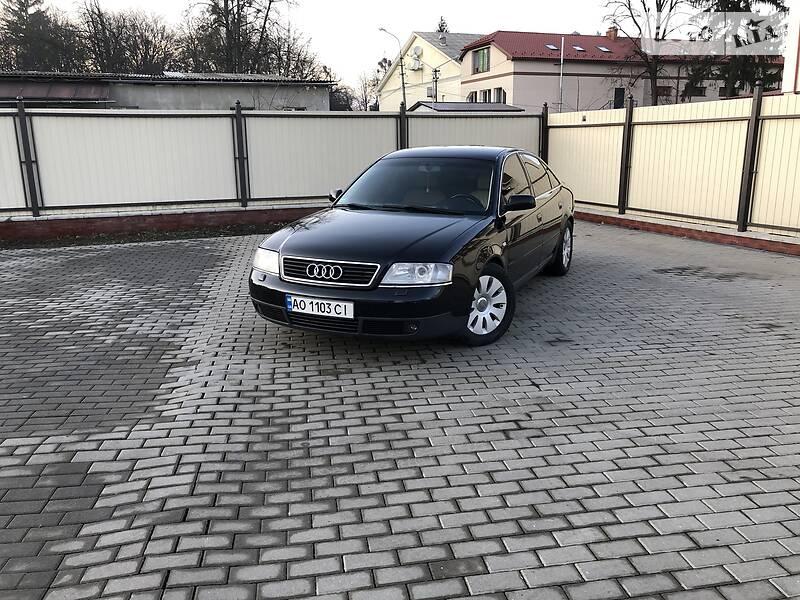 Audi A6 2001 в Сваляве