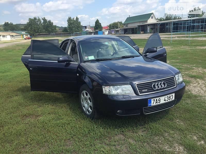Audi A6 2002 в Ямполе