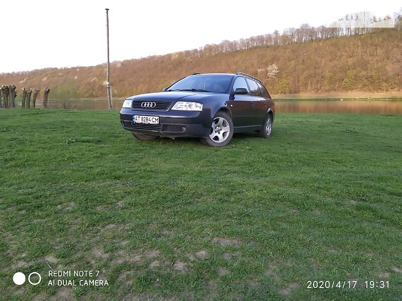 Унiверсал Audi A6 2000 в Тлумачі