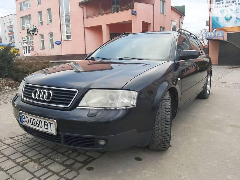 Audi A6 1999 в Чорткові