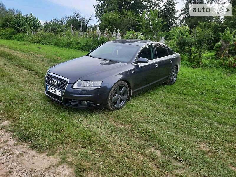 Audi A6 2008 в Бориславе