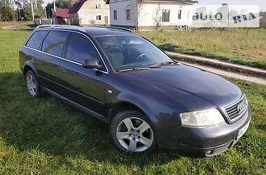 Audi A6 2000 в Ровно