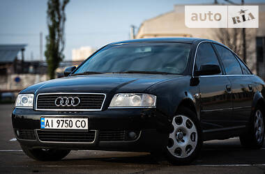 Audi A6 2002 в Києві