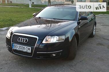 Audi A6 2008 в Чорткове