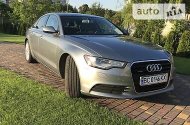 Audi A6 2012 в Стрые