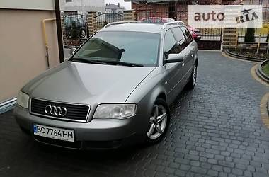 Audi A6 2002 в Львові