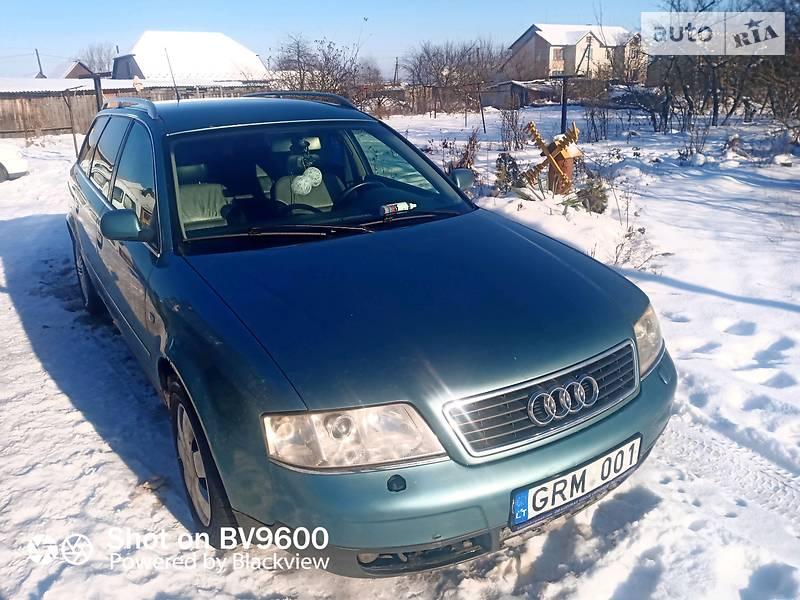 Audi A6 A6 C5