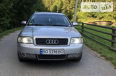 Audi A6 2003 в Бучачі