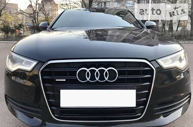 Audi A6 2012 в Каменке