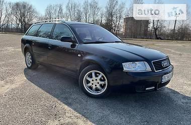 Универсал Audi A6 2002 в Дрогобыче