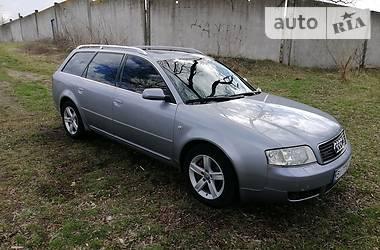 Audi A6 2002 в Миргороде