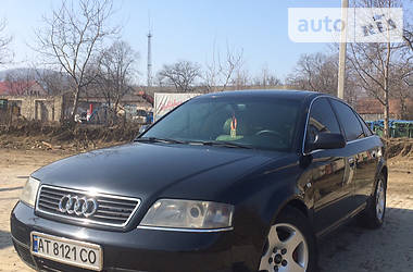 Audi A6 2000 в Вижнице
