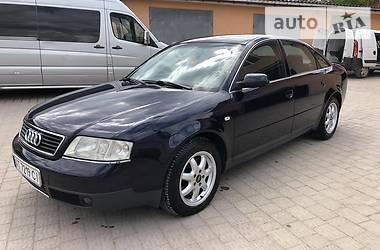 Седан Audi A6 2001 в Городенке