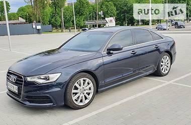 Седан Audi A6 2014 в Киеве