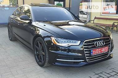 Седан Audi A6 2014 в Стрые