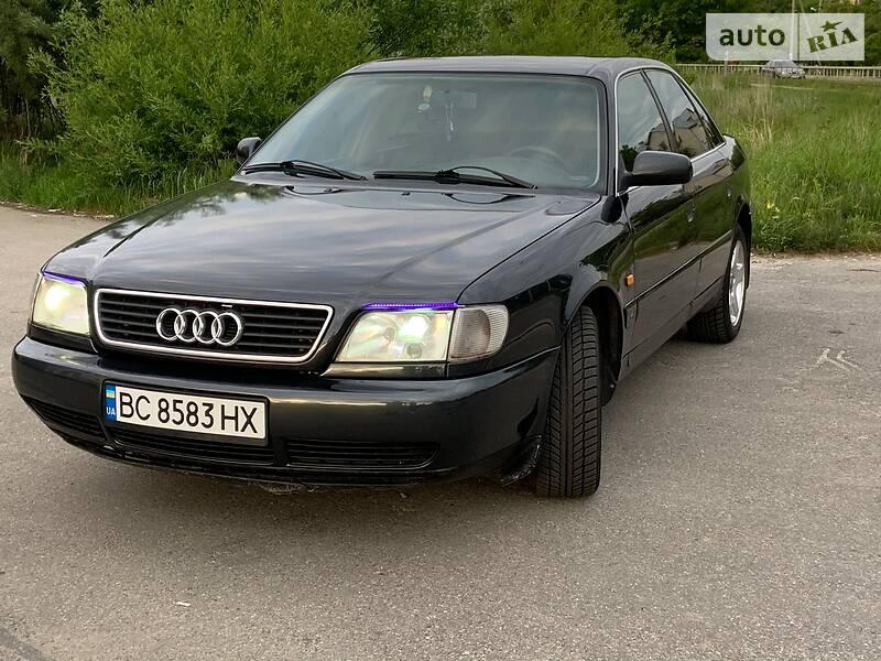Седан Audi A6 1996 в Львове