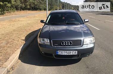 Седан Audi A6 2002 в Киеве