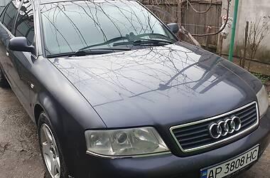 Седан Audi A6 2001 в Запорожье