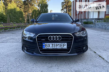 Седан Audi A6 2011 в Нетешине