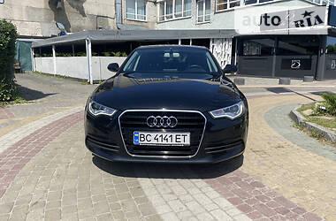 Седан Audi A6 2013 в Львове