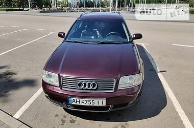 Универсал Audi A6 2002 в Краматорске