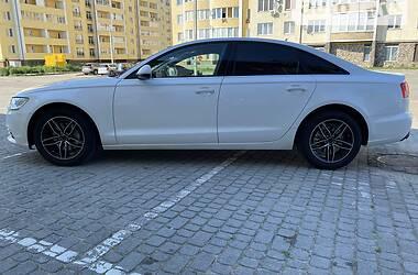 Седан Audi A6 2012 в Стрию