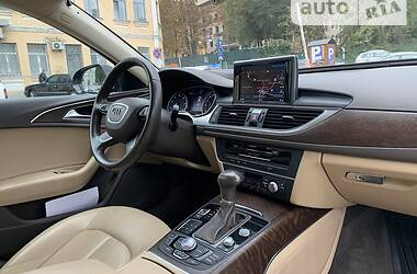 Седан Audi A6 2013 в Києві