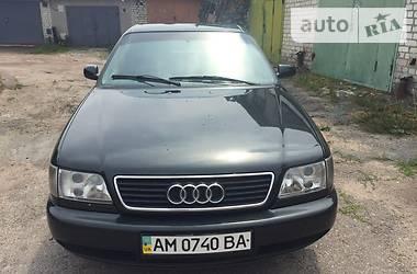 Седан Audi A6 1995 в Житомире