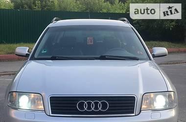 Универсал Audi A6 2002 в Виннице