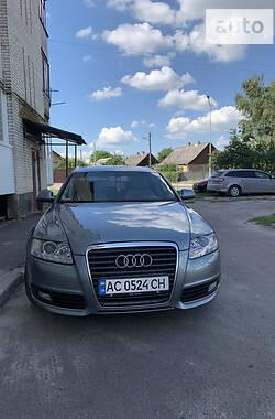 Универсал Audi A6 2010 в Владимир-Волынском
