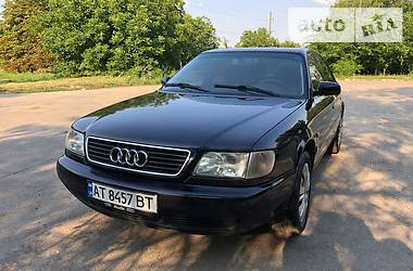 Седан Audi A6 1997 в Запоріжжі