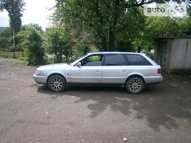 Audi A6 1997 в Великом Березном