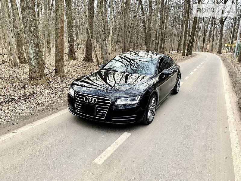 Audi A7 Supercharged