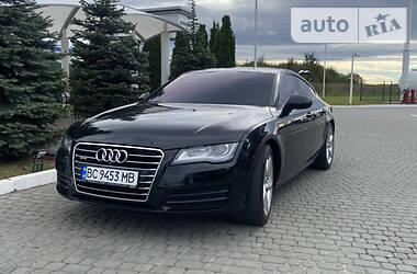 Audi A7 2013 в Львове