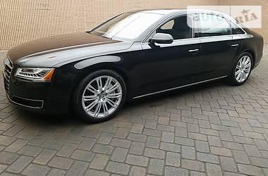 Audi A8 2015 в Львове