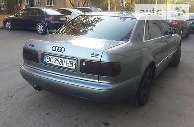Audi A8 1996 в Ивано-Франковске