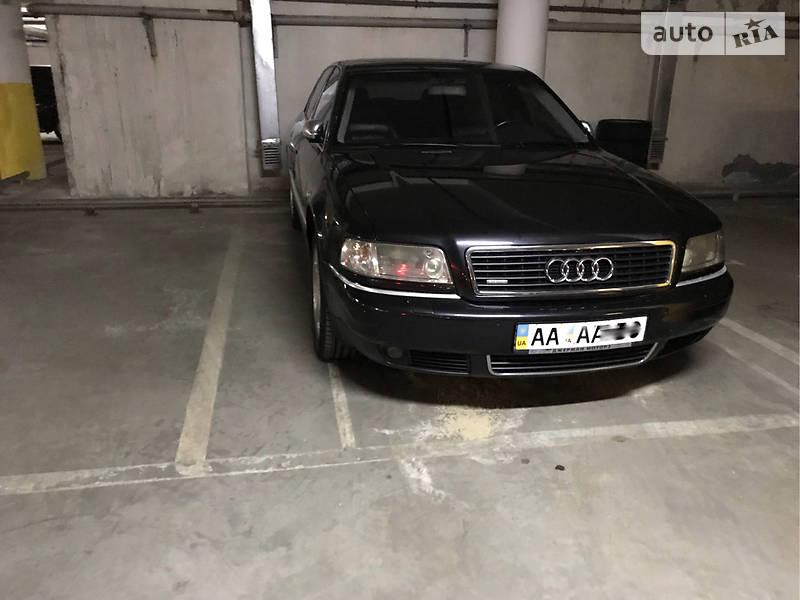 Audi A8 2001 года в Киеве