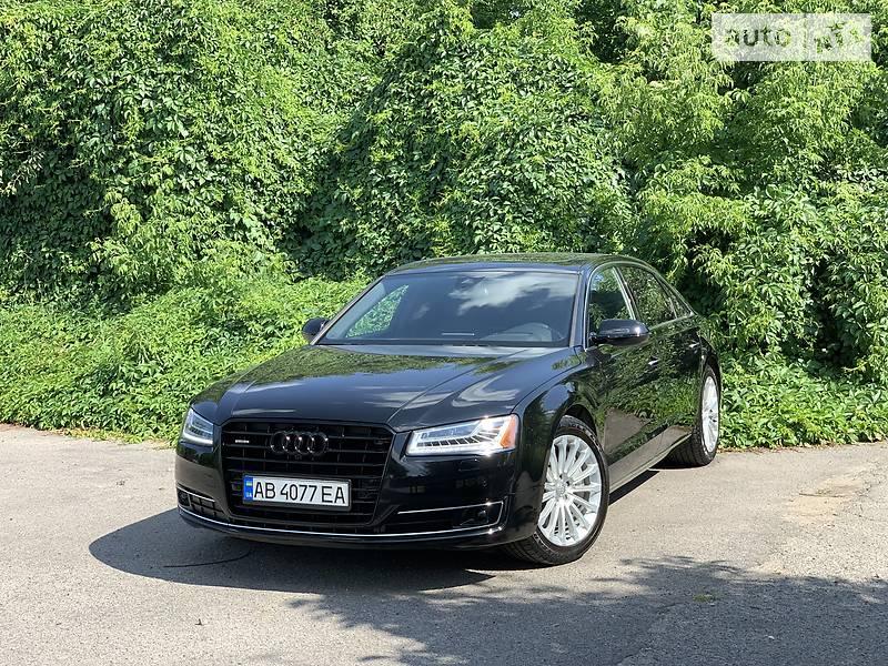 Audi A8 2016 года в Киеве