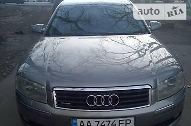 Седан Audi A8 2004 в Киеве
